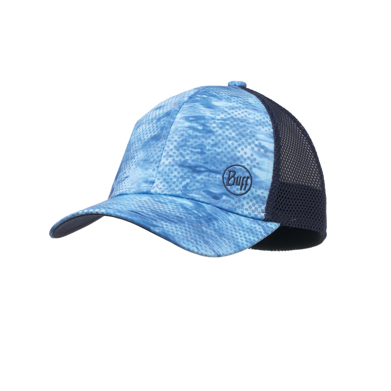 BUFF® Trucker Cap Pelagic Camo, Blue