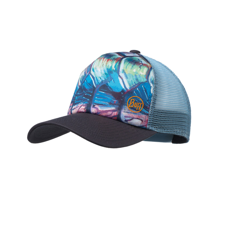 BUFF® Trucker Cap, De Young Tarpon Flank Late