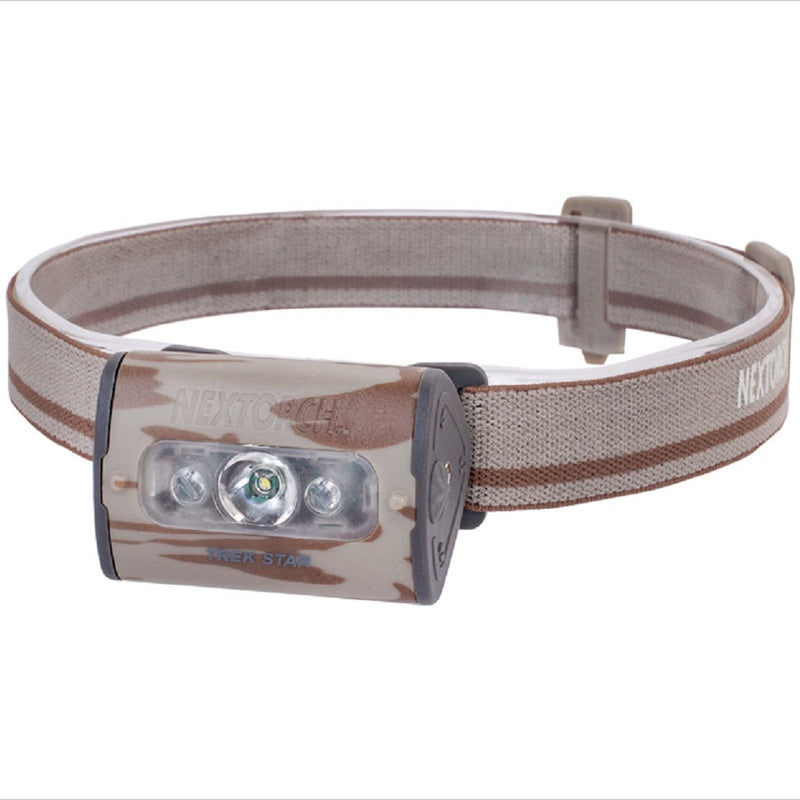 Nextorch Trek Star Headlamp Camo 220 Lumens