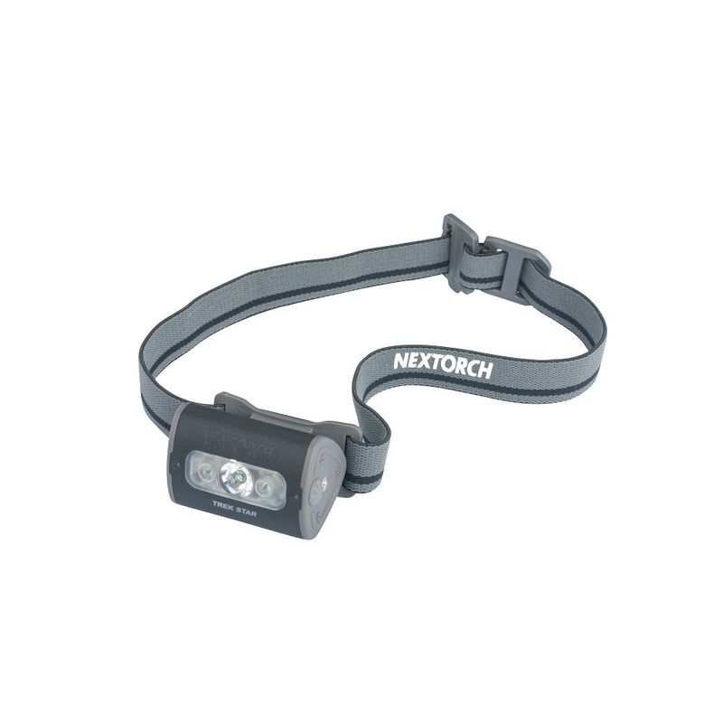 Nextorch Trek Star Headlamp Black 220 Lumens