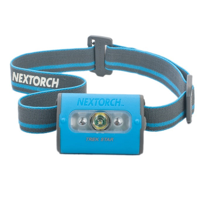 Nextorch Trek Star Headlamp Blue 220 Lumens
