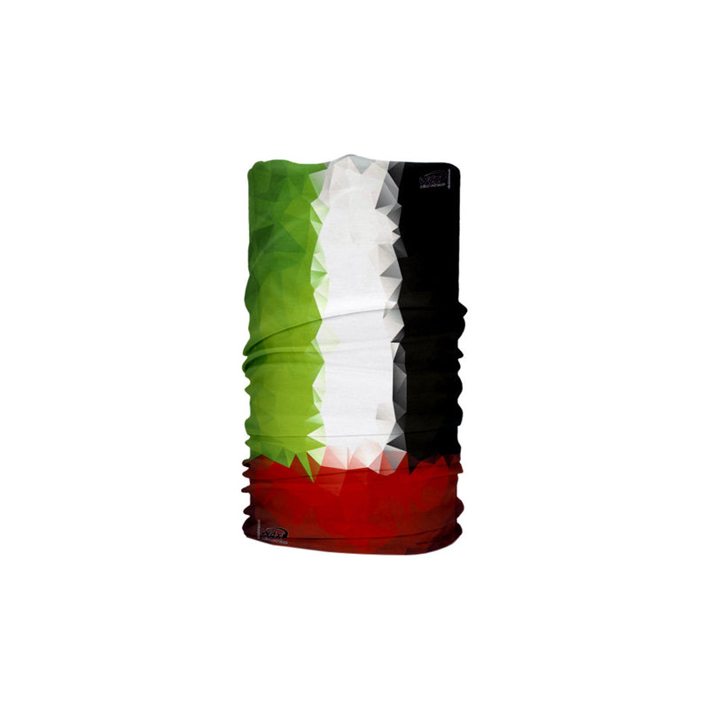 Wind X-Treme Tubular Wind UAE Flag