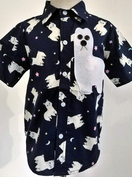Kids Button Shirts