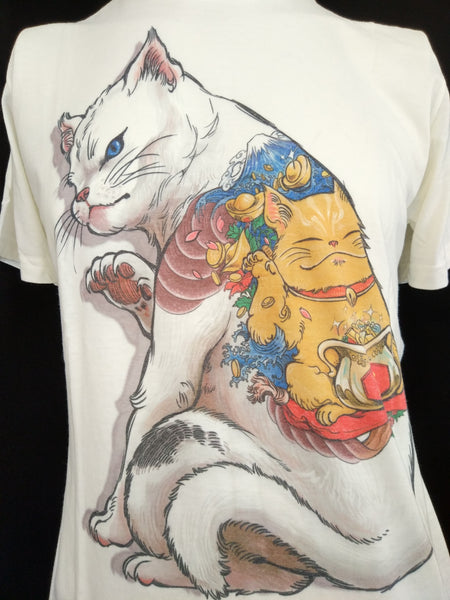 Cat Tattoo - Nili`s