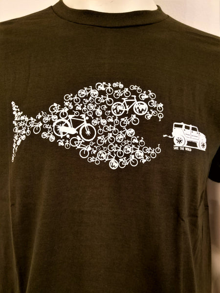 Bike fish eat car - Nili`s
