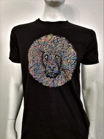Psychedelic Lion - Nili`s