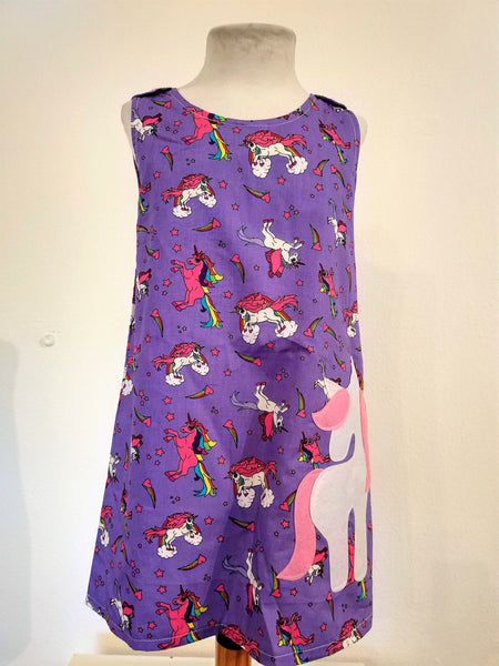 Kids Dress Unicorn