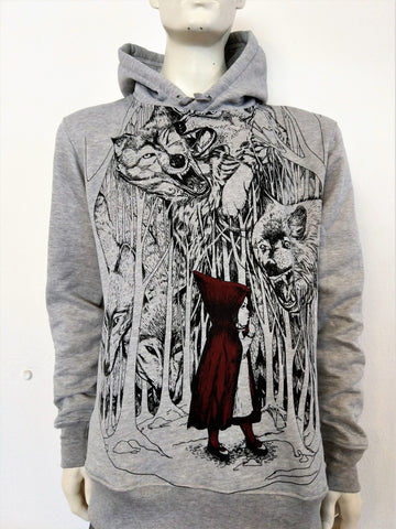 Red Riding Hood Hoodie