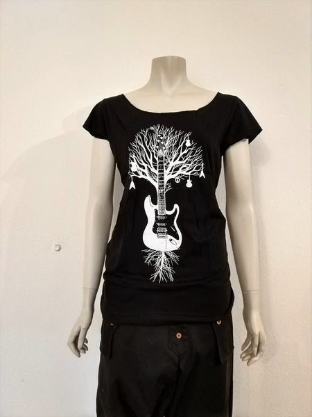 Rock guitar tree - Nili`s