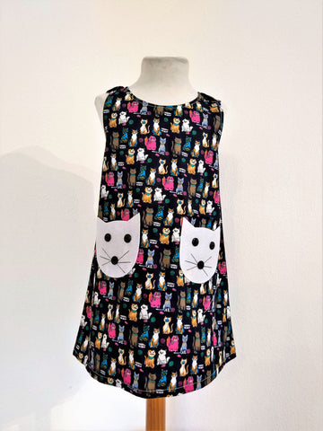 Kids Dress Cats