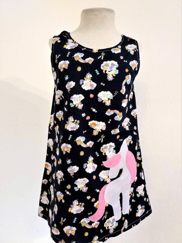 Kids Dress Unicornio