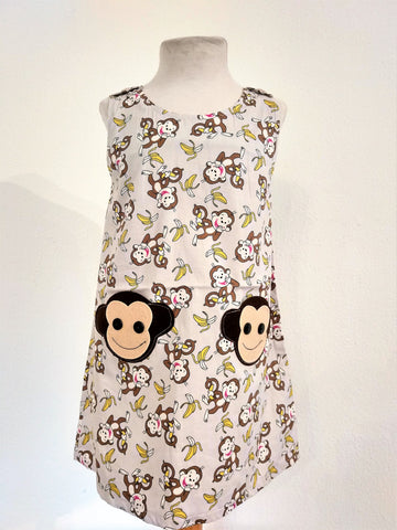 Kids Dress Monkey