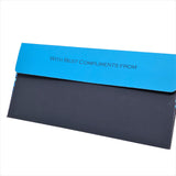 Retro Cash Envelopes (Blue) - Set of 50