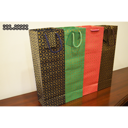 The Mughal Motif Wine Bags - Set of 4 bags