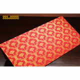 The Mughal Motif Cash Envelopes - Set of 50