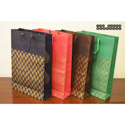 The Mughal Leaf Carry Bags - Medium - Set of 12 bags