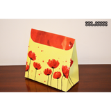 Floral Joy Gift Bags - Small -  SET OF 10 BAGS