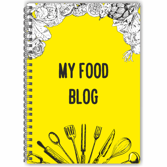 my food diary the paper workshop