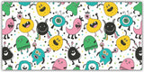 Cute Monster Cash Envelopes - Set of 50