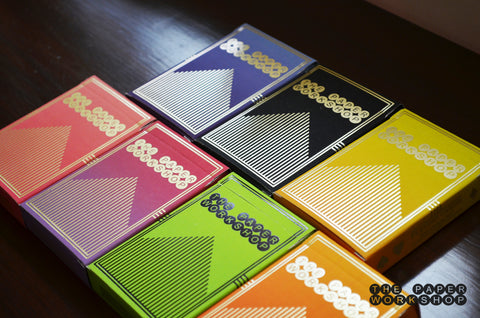 The Paper Workshop LIMITED EDITION Playing Cards