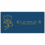 Ganesha Color Series Cash Envelopes - Set of 50