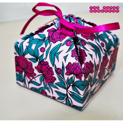 Floral Gift Box - Set of 10 boxes