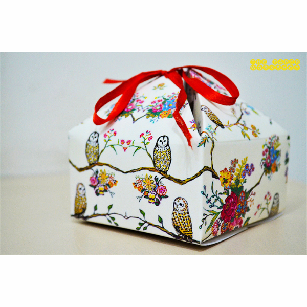 Lucky Owl Gift Box - Set of 10 boxes