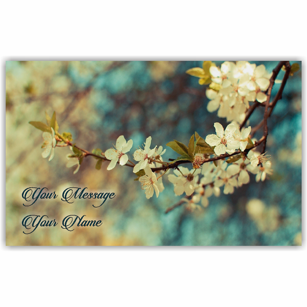 Beautiful Nature Gift Tags - Set of 100