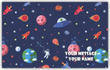 Space Gift Tags - Set of 100