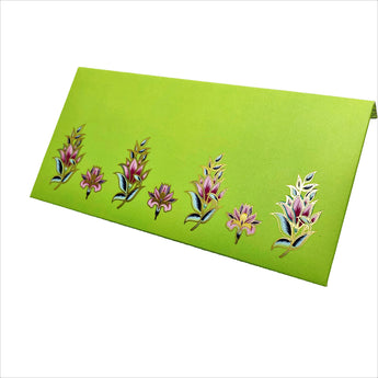 Cash Envelopes - Set of 50 - Pastel Green