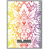 Colorful Insight A5 Notebook