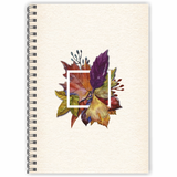 Autumn Leaves A5 Notebook
