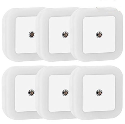 6 Pack - Led Night Light