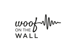 Woof On The Wall logo