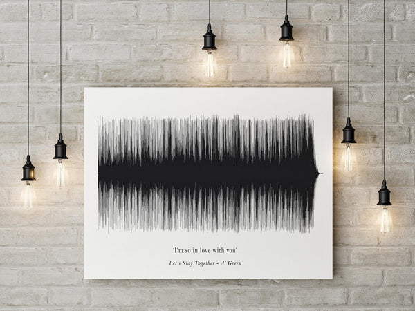 Music Gifts Sound Art Poster