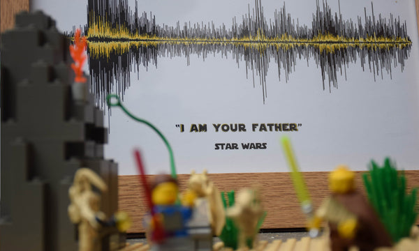 Star Wars Lego and Art