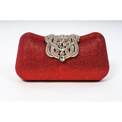 Vivica Glitter Clutch - Handbags & Wallets | Fearless Accessories