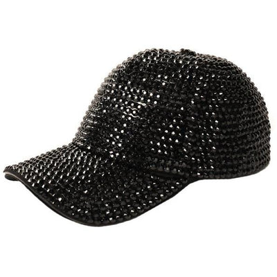 Can't Hide Rhinestone Adjustable Baseball Cap