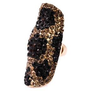 Show Off Rhinestone Ring (3 Colors)