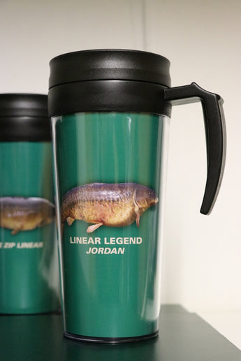 Linear Fisheries - Thermal Mug Collection (Linear Legend - Jordan)
