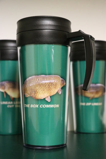 Linear Fisheries - Thermal Mug Collection (The Box Common)