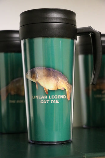 Linear Fisheries - Thermal Mug Collection (Linear Legend - Cut Tail)
