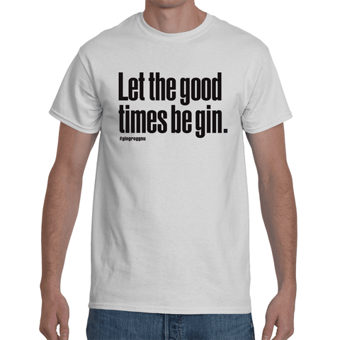 Gingrogg - Let the good timed be gin #1