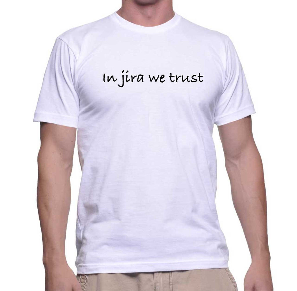 CODE STUFF - In jira we trust