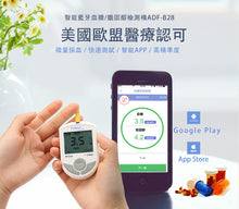 ADF-B28 Wireless Blood Glucose / Cholesterol Meter 智能藍牙血糖/膽固醇檢測機