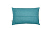 sea glass cushion no.1 blue back