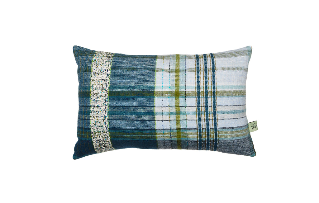 one & only cushion - 'rockpool three'