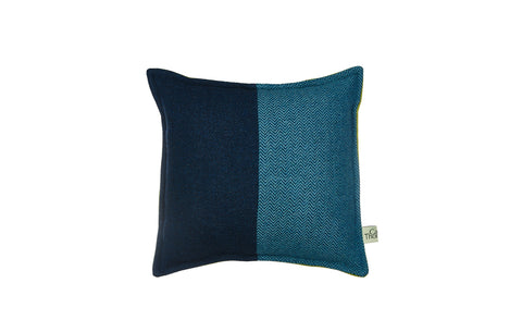 trilogy square cushion in 'peace' & 'storm' (3)