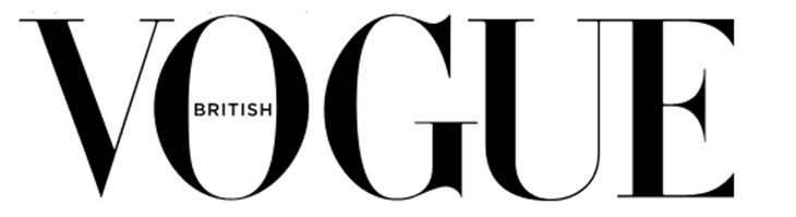 British VOGUE logo - Rosenstaub