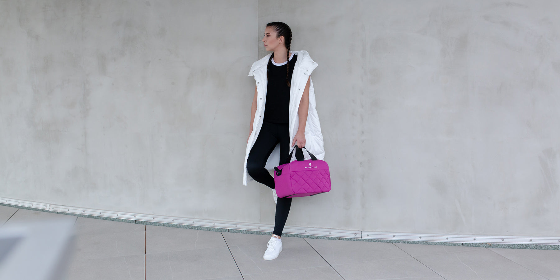 Neoprene Bag 34 - from gym class to office
